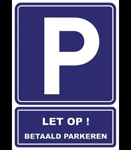Contact * Betaald Parkeren