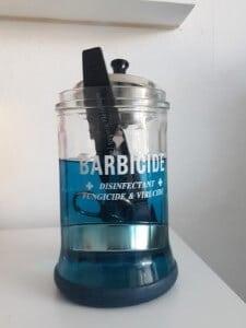 Hygiëne- Barbacide desinfecterende oplossing  voor professionals